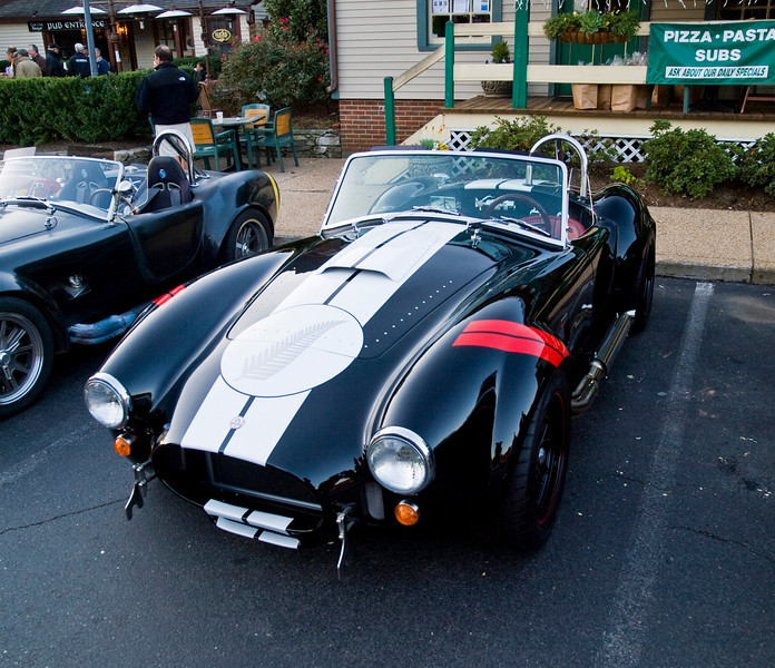 1967 Shelby Cobra 427 Mark III; the last year of Cobra production