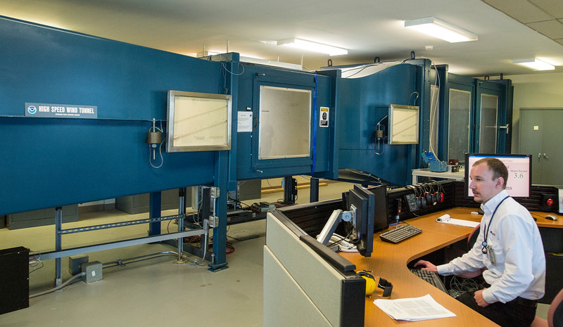 Field Support Center Wind Tunnel
