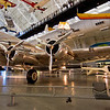 Boeing 307 Stratoliner, the first commercial transport aircraft with a pressurized cabin.  It was based on the design of the B-17 bomber and produced just before the US entered WWII.  It was used by Pan-Am, TWA, and the US military.