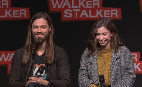 Walker Stalker Con 2018