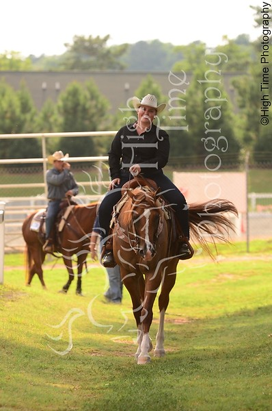 2015 Distirict IV AQHA and No Bling Show