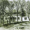 Another version of the engraving, as seen on Ebay, with the following caption: Antique, bevel-matted WOOD ENGRAVING from an issue of HARPER'S WEEKLY, an antique newspaper, published in 1877. TEXT: OLD HOUSE IN BROOKLYN, ONCE OCCUPIED BY MAJOR ANDRE. ARTIST: CHARLES MENTE
