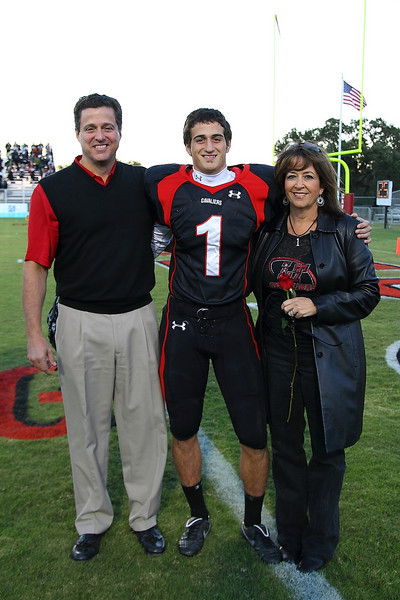 LT Football Parent Night 2010