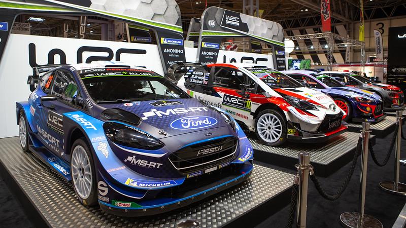 Autosport International 2019