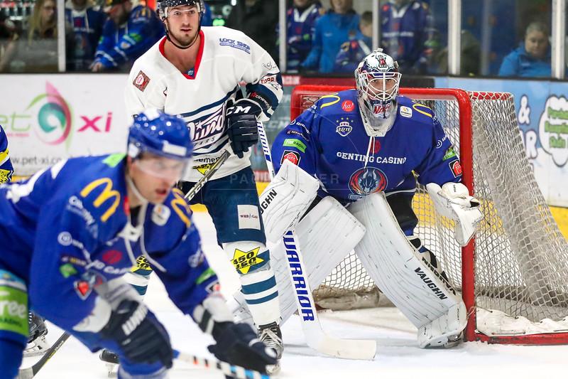 Coventry Blaze Vs Dundee Stars