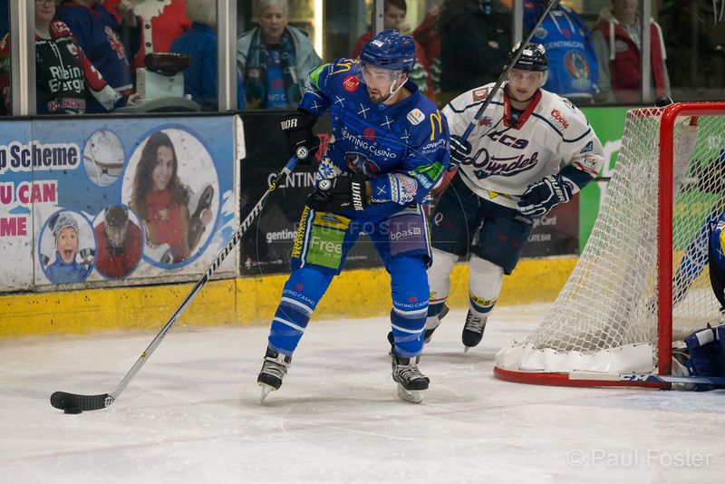 Coventry Blaze Vs Dundee Stars
