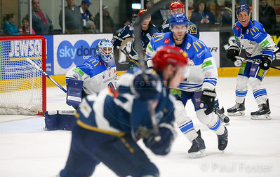 Coventry Blaze Vs Edinburgh Capitals during the Elite League   match from Skydome Coventry on 29/10/15