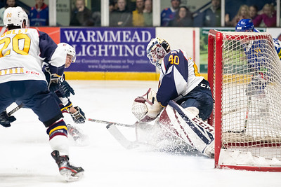 Coventry Blaze Vs Guildford Flames