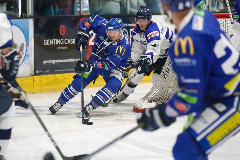 Coventry Blaze Vs MK Lightning