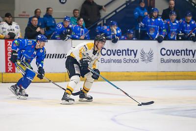 Coventry Blaze Vs Nottingham Panthers