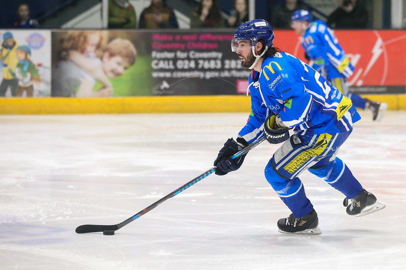 Coventry Blaze Vs Nottingham Panthers