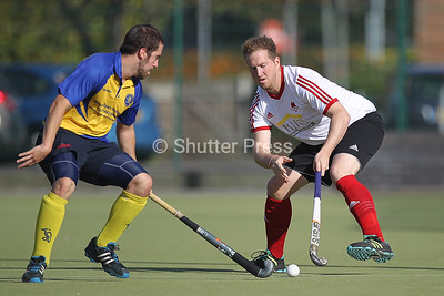 Mens Hockey - Stockton vs Hull