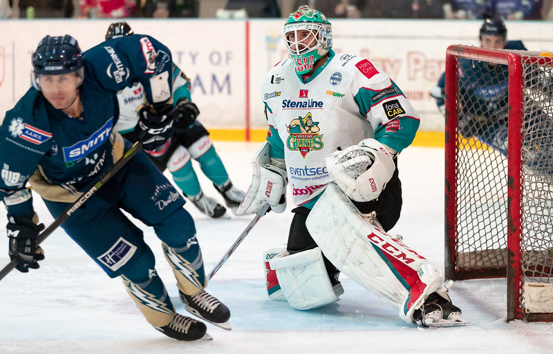 M.K. Lightning Vs Belfast Giants