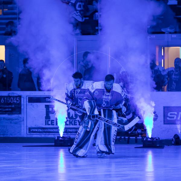 Milton Keynes Lightning Vs Coventry Blaze