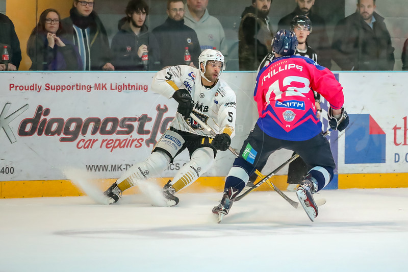 MK Lightning Vs Nottingham Panthers
