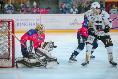 MK Lightning Vs Nottingham Panthers