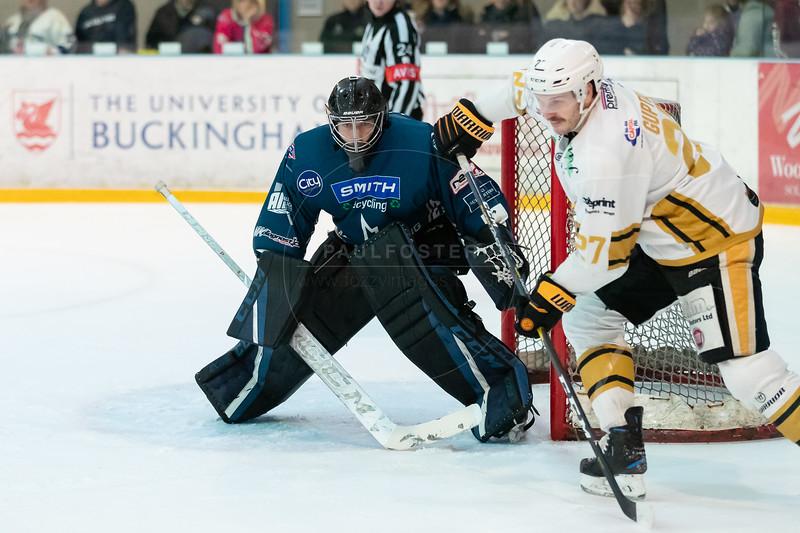 Milton Keynes Lightning Vs Nottingham Panthers