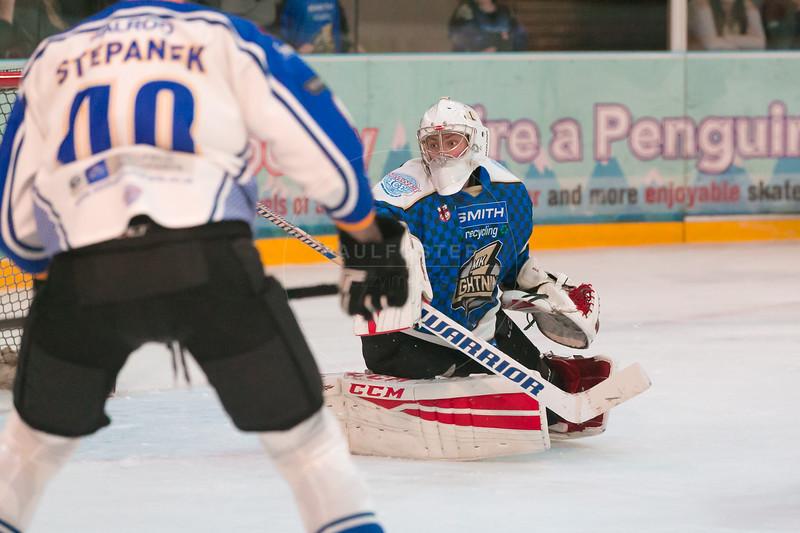 MK Lightning Vs Peterborough Phantoms