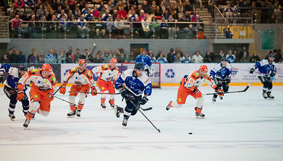 M K Lightning Vs Sheffield Steelers