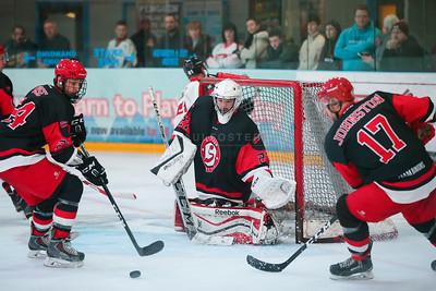 Milton Keynes Thunder Vs Streatham Redhawks