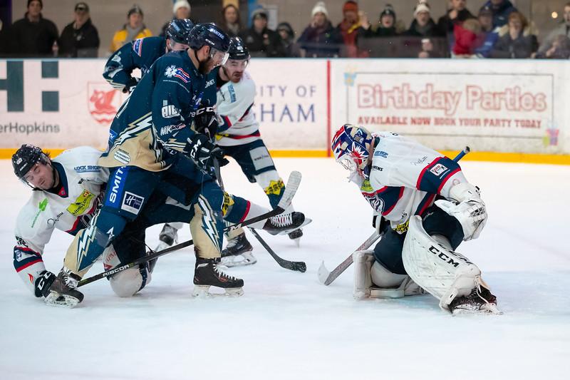 Milton Keynes Lightning Vs Dundee Stars