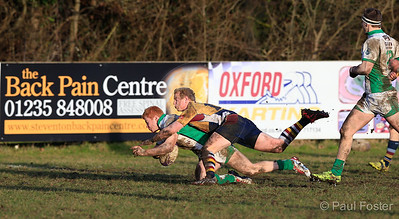 Oxford Harlequins Vs Newton Abbot