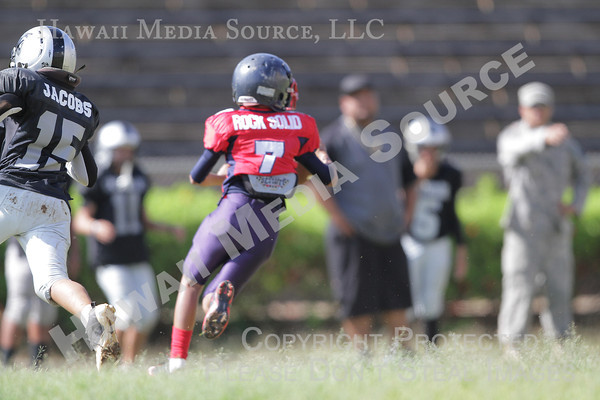 Hawaii State Junior Prep Football 2012
