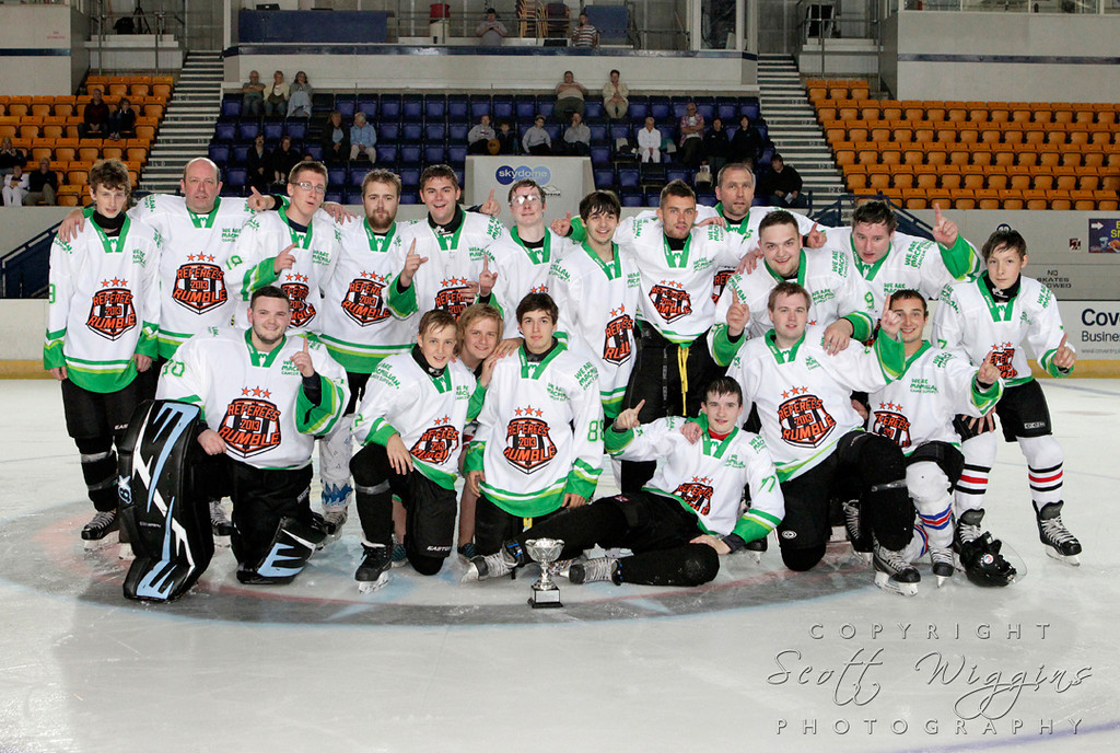Referees Charity Game<br /> <br /> A North v South referees and linesman charity game.  South won 16-0