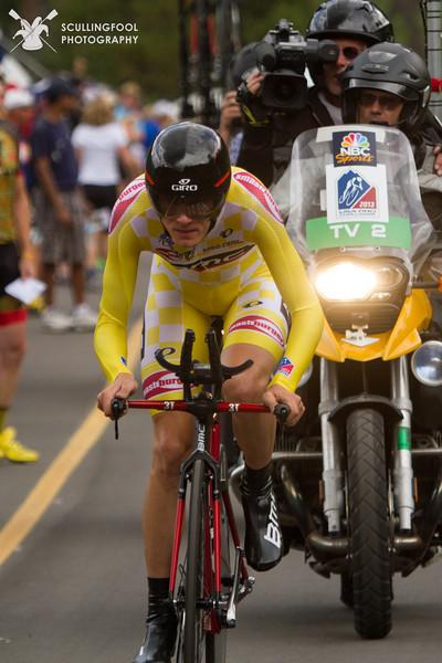 2013 USA Pro Cycling Challenge, Vail TT