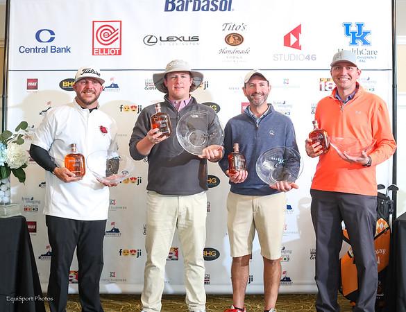 Barbasol Charity Golf Tournament at Champion Trace 10.16.20