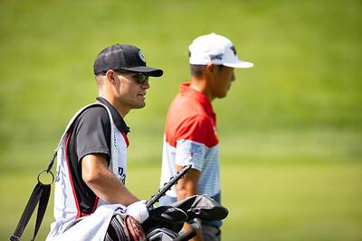 James Hahn, and Joe, on #11, 7.16.21