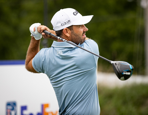 Charl Schwartzel Group in the Pro-Am 7.14.21