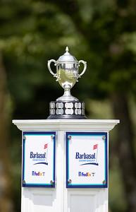 Barbasol Trophy on #1, 7.18.21