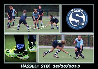 HASSELT STIX U16 10/10/2015