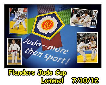 Flanders Judo Cup  Lommel  27/10/12