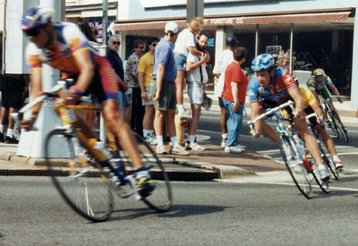 Lance 1993 TdP Winston-Salem