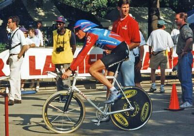 Lance 1996 TdP Raleigh