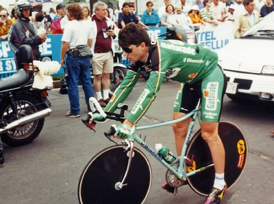 Bugno 1992 TdP TT Washington