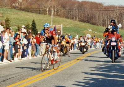 Lance 1993 TdP Beech Mountain