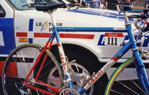 Lance bike 1995 TdF