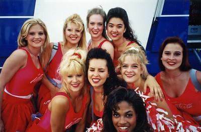 Coca Cola Girls 1995 TdF Perros Guirec