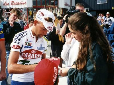 Pantani 1995 TdF Perros Guirec