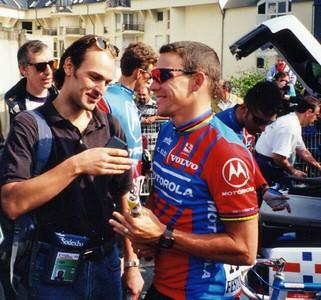 Lance 1995 TdF Perros Guirec