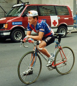 Lance 1992 TdP Richmond