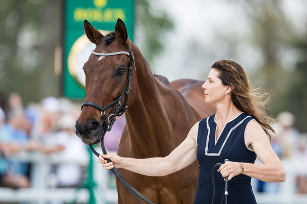 Ashley Johnson & Tactical Maneuver in the First Inspection 4.24.19.