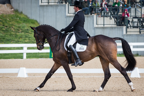 Pawlow, and Will Faudree, at the Rolex Three-Day Event 4.24.14.