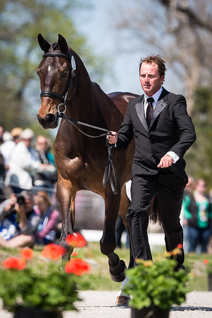 Pawlow, and Will Faudree, at the Rolex Three-Day Event 4.23.14.
