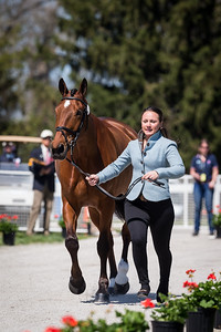 Fernhill Present and Alice Dunsdon at the Rolex Three-Day Event 4.23.14.