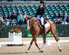 Bellaney Rock, and Selena O'Hanlon, at the Rolex Three-Day Event 4.24.14.