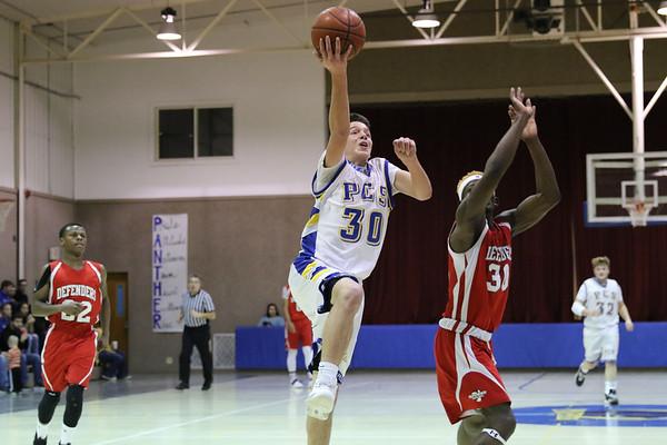 PCS Basketball Invite
